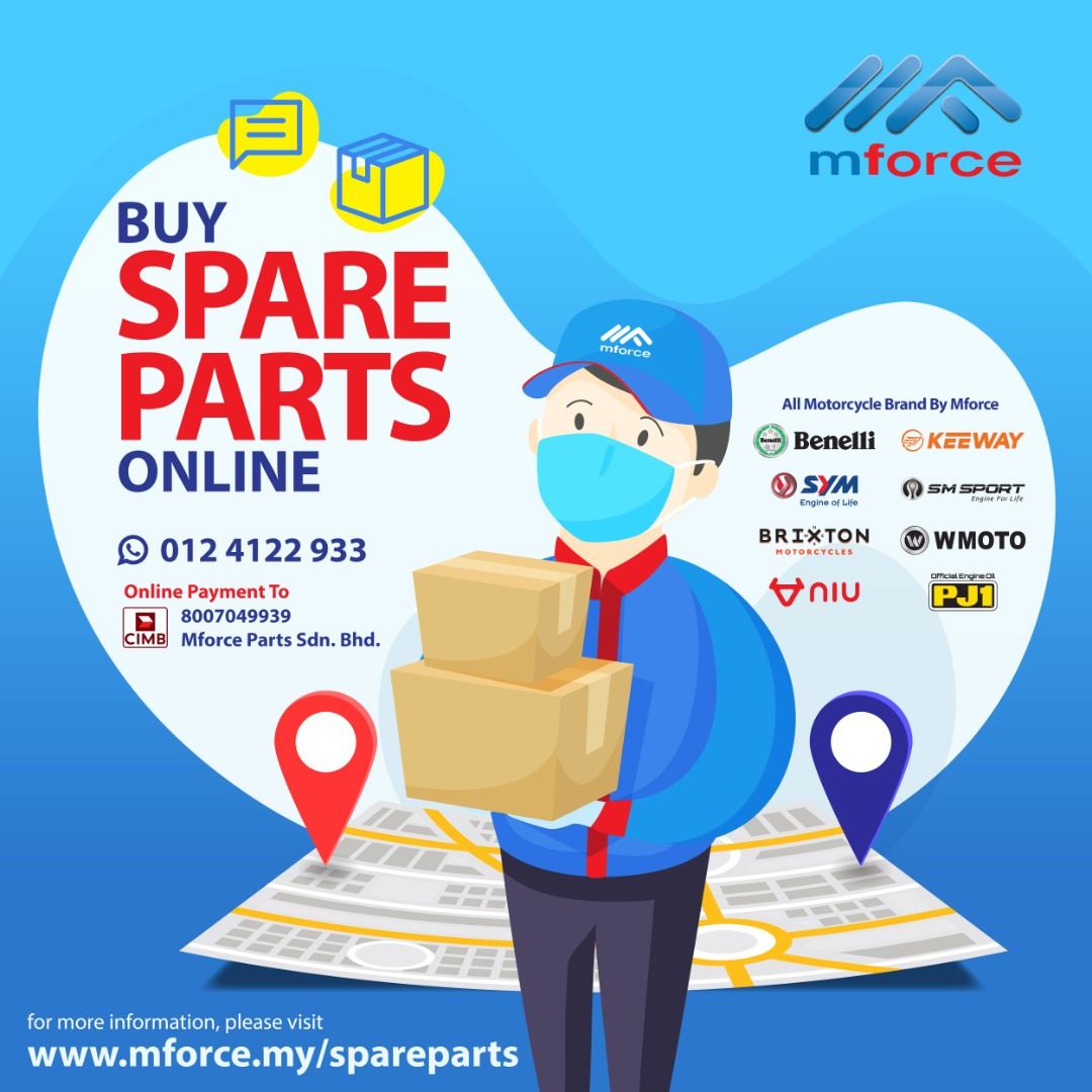 Mforce Buy Spare Parts Online